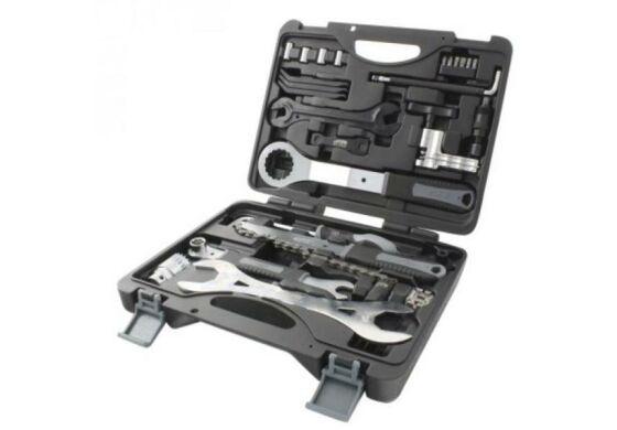 SuperB Premium Fahrrad-Werkzeugkoffer 36 teilig