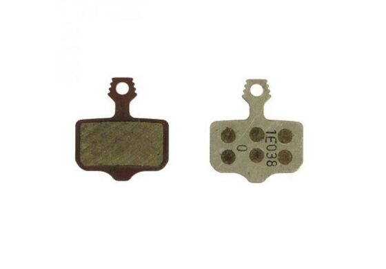 Avid Disc Brake Bremsbelag Elixir organisch - Alu Trägerplatte