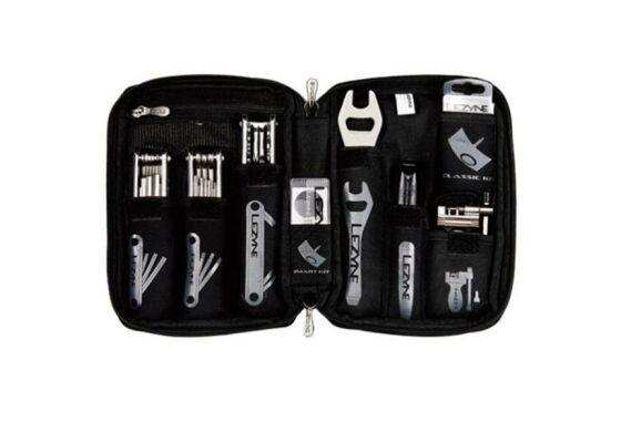 Lezyne Port-A-Shop tool kit Set Tasche