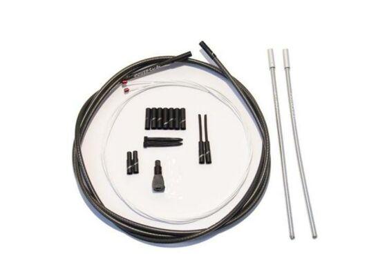 PowerCordz Full Set Schaltzugset mit Außenhülle 4mm
