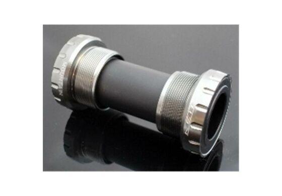 Keil Innenlager Hollowtech II System für MTB-Kurbeln grau