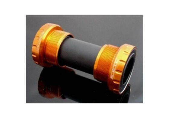 Keil Innenlager Hollowtech II System für MTB-Kurbeln orange