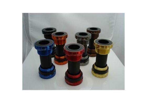 Keil Ceramic Innenlager Hollowtech II für MTB-Kurbeln braun