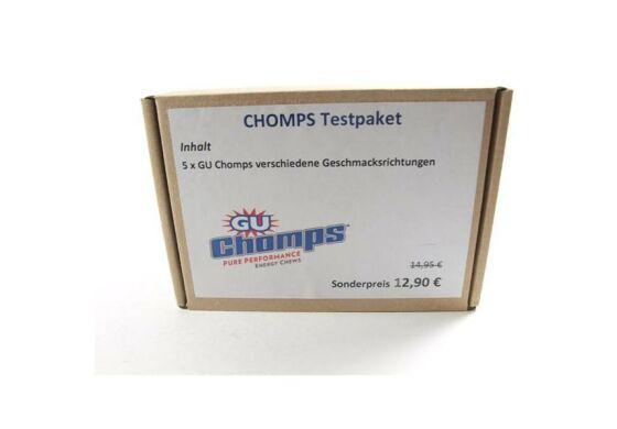 GU Chomps Testpaket