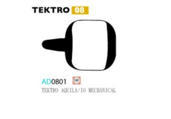 Ashima Bremsbeläge Semi Metal für Tektro Aquila IO Mech Set mit 4 Belägen