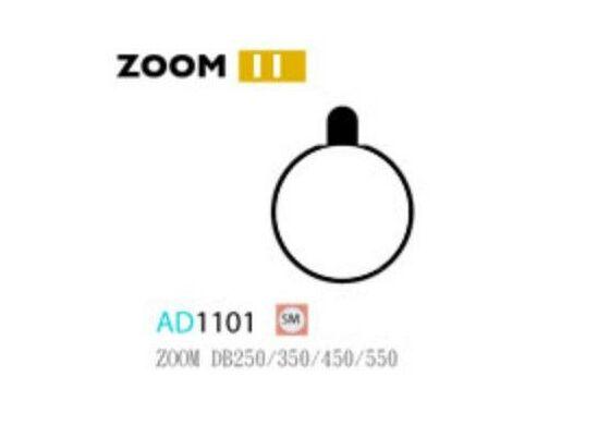 Ashima Bremsbeläge Semi Metal für ZOOM DB 250/350/450/550