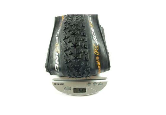 Continental Fahrradreifen Race King Race Sport schwarz/schwarz Skin 55-622  29 x 2,2