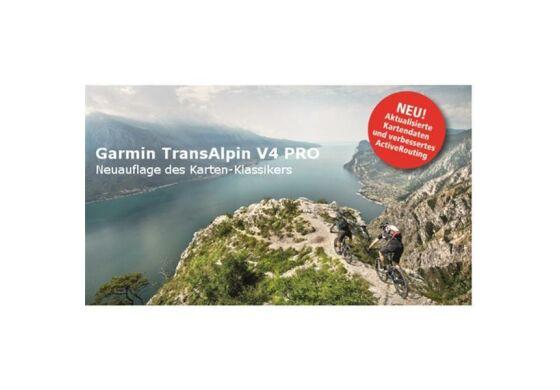 Garmin Software Topo Transalpin V4 Pro