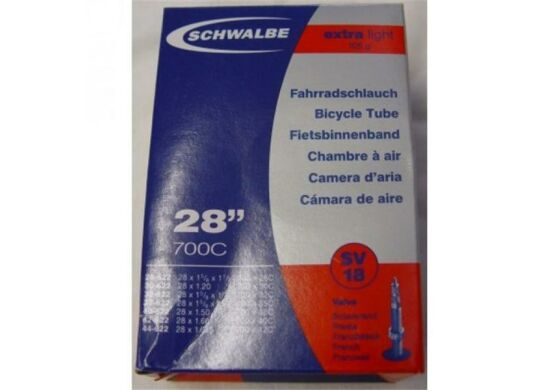 Schwalbe SV18 EXTRA LIGHT  28/44-622 EK 40mm