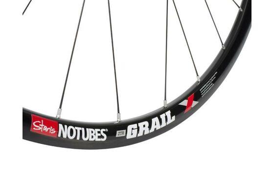 Notubes ZTR Grail Team Disc Laufradsatz