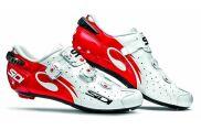 Sidi Rennradschuhe Wire Carbon Vernice White/Red