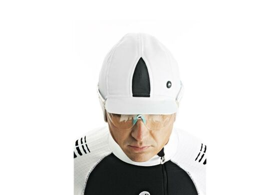 Assos Fugu Helm weiß
