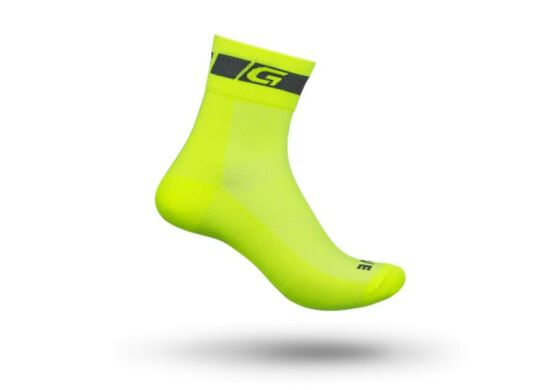 GripGrab Socken Regular Cut Sock HI-VIS