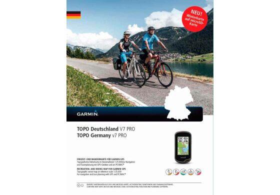 Garmin Software Topo Deutschland V7 Pro