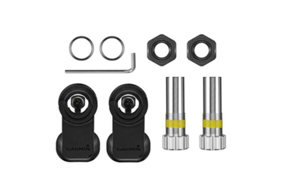 Garmin Vector 1 zu Vector 2 upgrade Kit