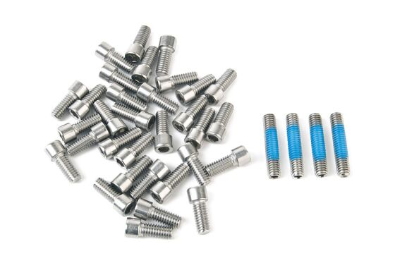 Spank Spike Pedal Pin Kit A
