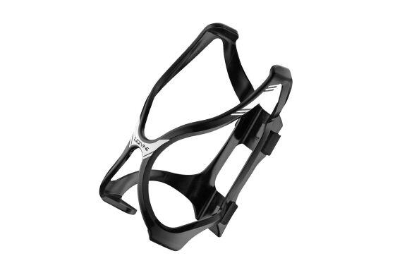 Lezyne Flaschenhalter Flow Cage Matrix HP schwarz
