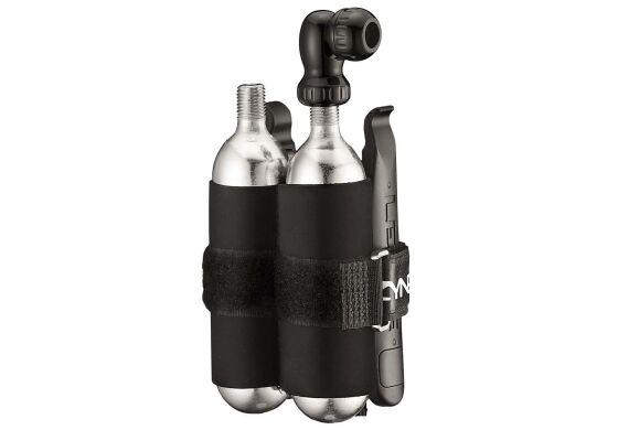 Lezyne Twin Kit Co/2 + Lever Combo