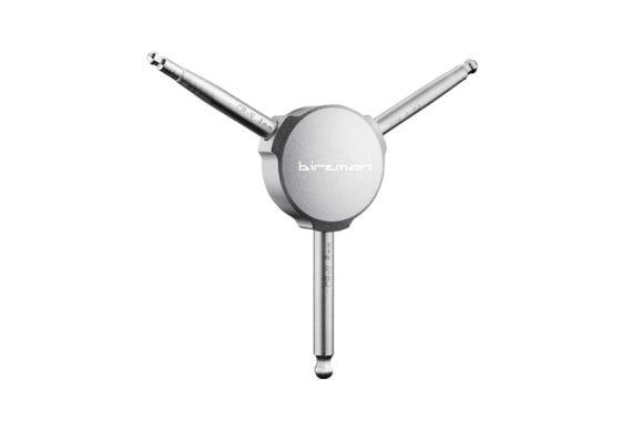 Birzman Y-Grip T10/T25/T30 Torx Key Set