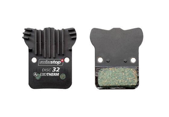 Swissstop Exotherm Disc32 SRAM HRD Scheibenbremsbelag