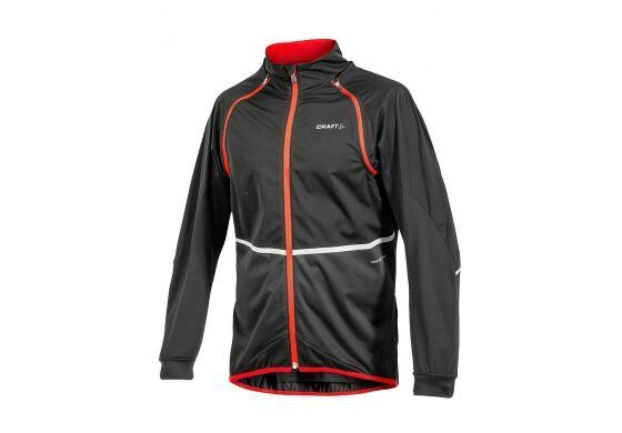 Craft Adapt Bike Storm Jacket schwarz