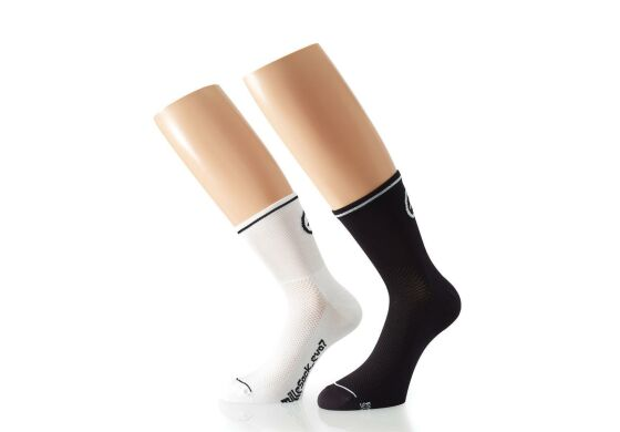 Assos Mille Sock EVO7 Twinpack