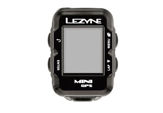 Lezyne Computer Mini GPS inkl.  Herzfrequenzmessgerät