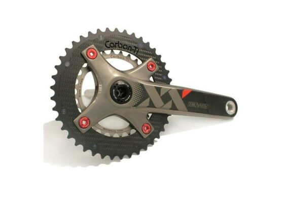 Carbon-Ti X-Ring MTB Carbon EVO 4-Arm/120 mm SRAM XX
