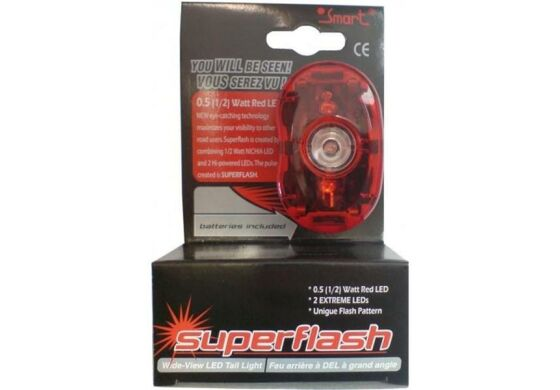 SMART LED Sicherheits-Lampe Nierenform SB-Verpackung
