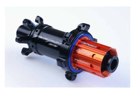 YUNIPER ULTRALIGHT ROAD STRAIGHTPULL HR-Nabe Rennrad Dics 24 Loch / 5mm