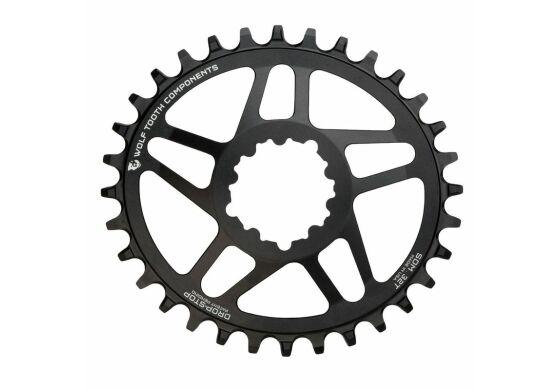 Wolftooth Spiderless XX1 elliptical/oval Kettenblätter 1x10 1x11 speed SRAM GXP XX1, X01 X0, X1, X9