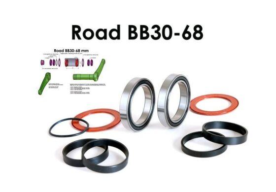 BOR Innenlager Kit BB30 (73Cannondale)