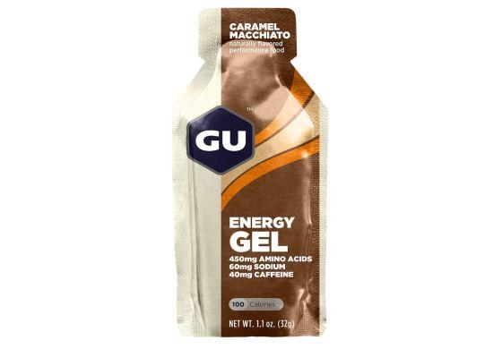 GU Energie Gel Caramel Macchiato