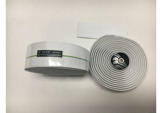 Haibike Lenkerband Comfort weiss/grün inkl.Schraubstopfen