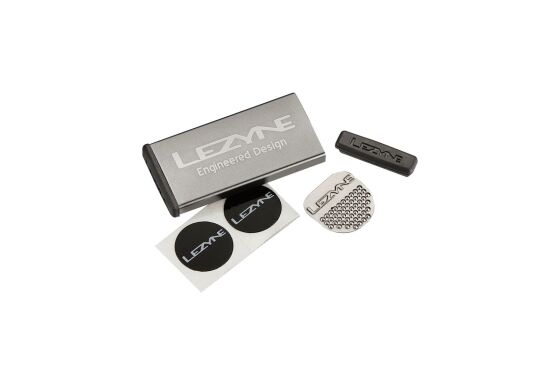Lezyne Metal Kit (6 Patches) silber