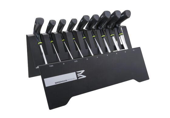 Birzman T-Bar Set (with Wrenches) Innensechskantschlüssel