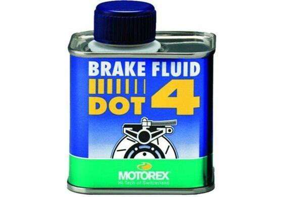 Motorex Brake Fluid DOT 4