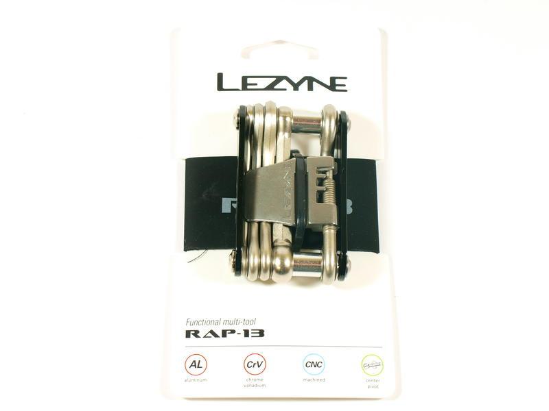 Hochwertige Multitools schonen unterwegs Material und Nerven. Die Werkzeuge von Lezyne sind bestens verarbeitet und aus hochwertigem Stahl gefertigt.