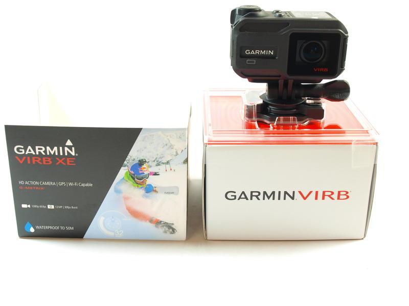 Presentation Garmin Virb XE