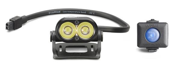 Lupine Piko R mit Bluetooth Fernbedinung